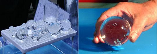 Как сделать лёд в домашних условиях